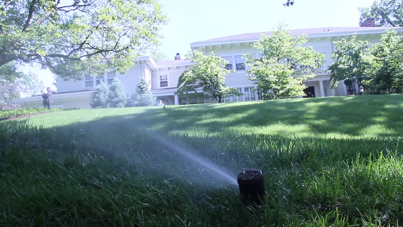 Tips for Winterizing Your Sprinkler System