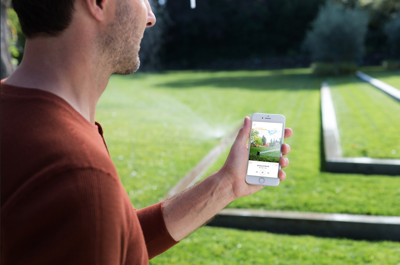 Customer Notes: The Rachio Smart Sprinkler System