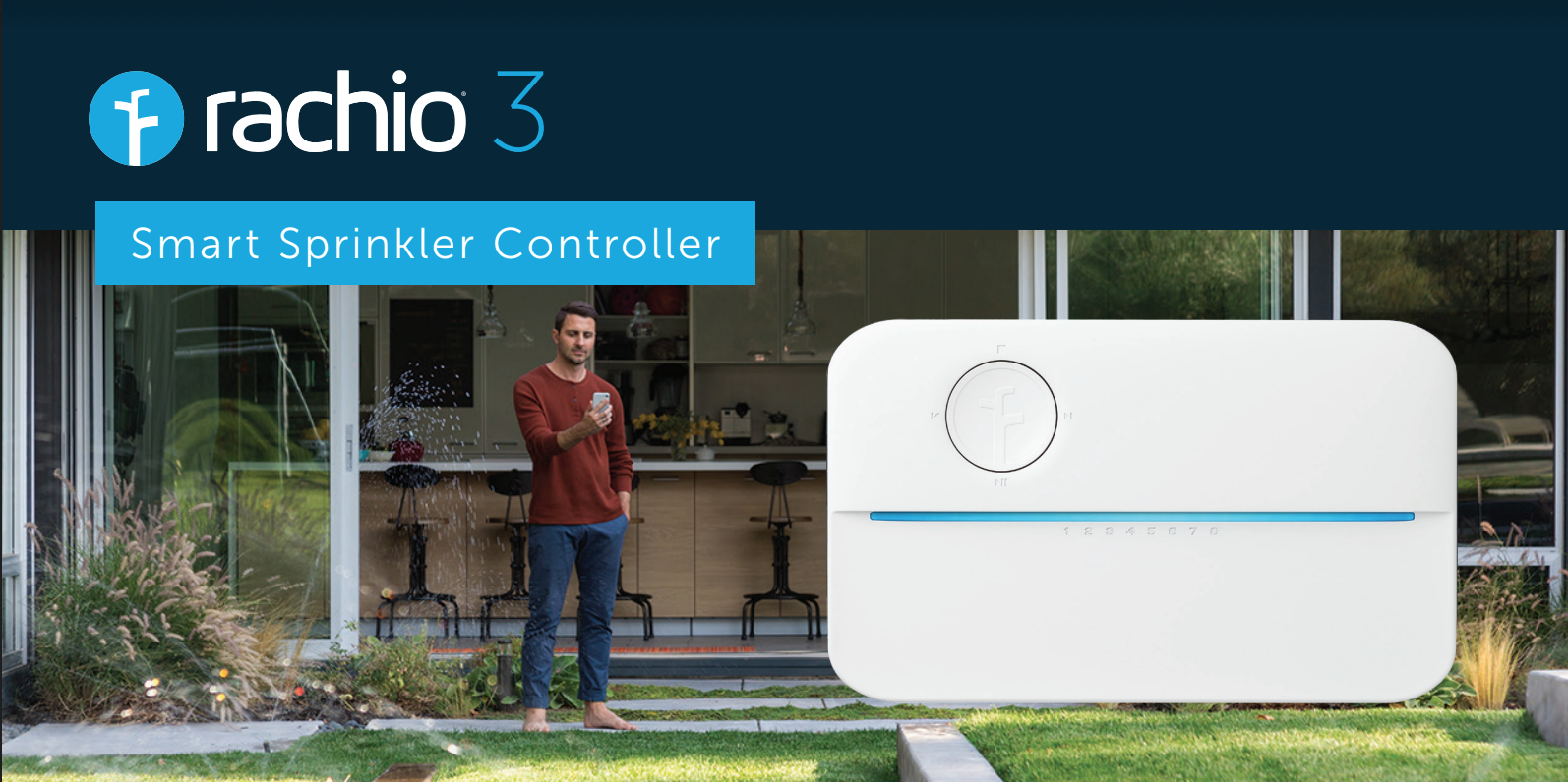 Rachio Gen 3 – A Game Changer in Irrigation Control
