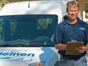 Heinen Irrigation Sprinkler Inspection